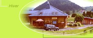 location chalet jura